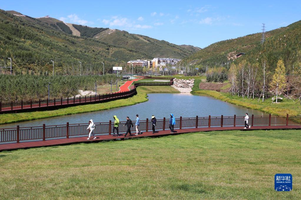 河北:崇礼太子城体育公园建成 占地约25万平方米