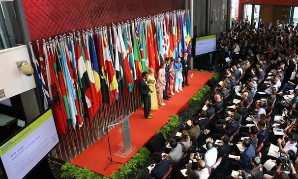 孔子學院已遍布149個國家和地區 累計培養各類學員900多萬名