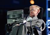 """""""輪椅上的物理學家""""霍金逝世 曾祝福中國考生"""