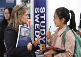 [考動力]中國國際教育展周六開幕 首設語言評測區
