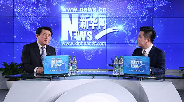 馮正霖:滿足人民美好生活需求推動民航高質量發展