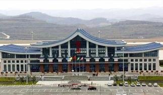 甘肅省內首個雙盲降運行的支線機場通航