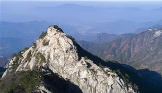 走進黃岡大別山世界地質公園