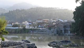 福建南靖:雲水謠古鎮