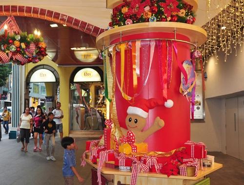 感受新加坡熱帶聖誕節 美到讓你尖叫