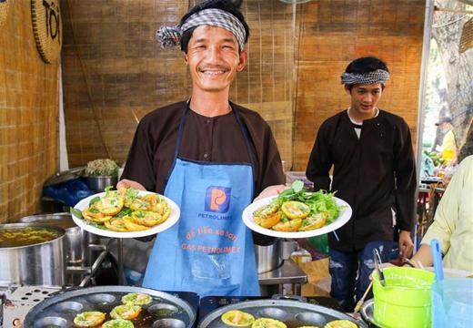 越南胡志明市舉辦國際美食節