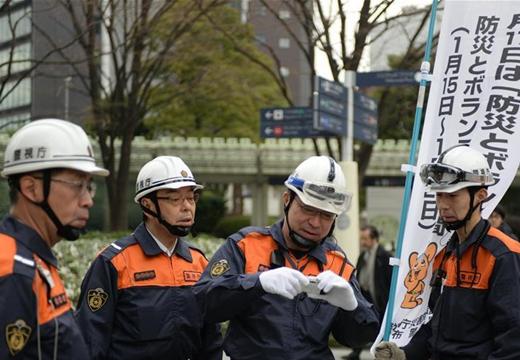 祈禱,更演練——日本各地紀念阪神大地震23周年