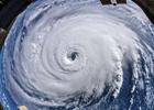"""北半球進入熱帶氣旋活躍期 衛星圖上出現""""九旋風"""""""