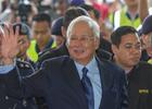 馬來西亞前總理納吉布受到多項濫用職權和洗錢罪名指控