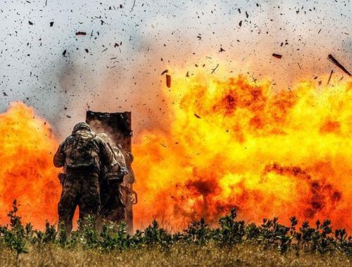 美國陸軍發布2018年度照片