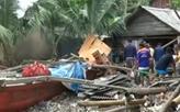 印尼海嘯幸存者