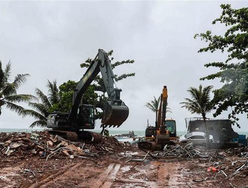 印尼海嘯死亡人數升至429人