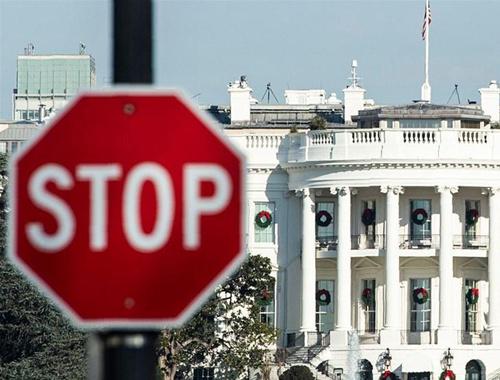 美政府停擺至少持續到周末 眾議院周五未安排投票
