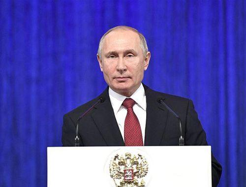 俄總統普京:俄羅斯將繼續提升國防能力
