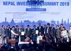 2019年尼泊爾投資峰會簽署多項合作文件