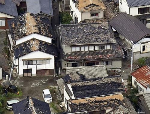 日本山形縣發生6.7級地震 致26人受傷