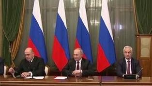 俄總統普京任命新一屆政府成員