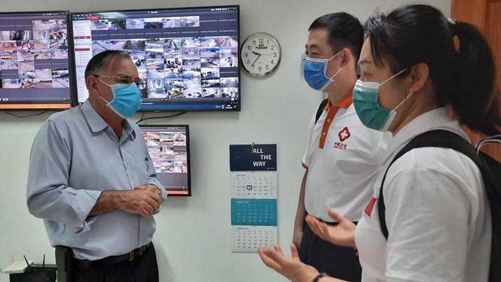 一名柬埔寨青年眼中的中國援柬抗疫醫療專家組