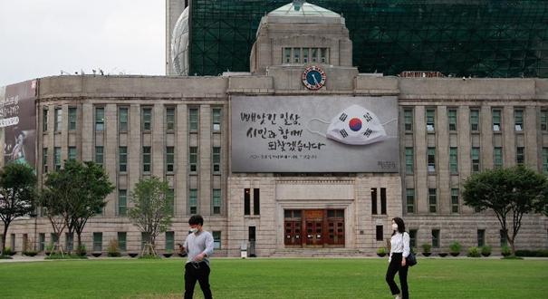 韓國暫時解除首都圈加強版防疫措施