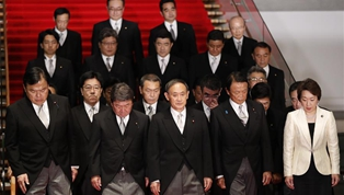 日本新任首相將面臨哪些挑戰?