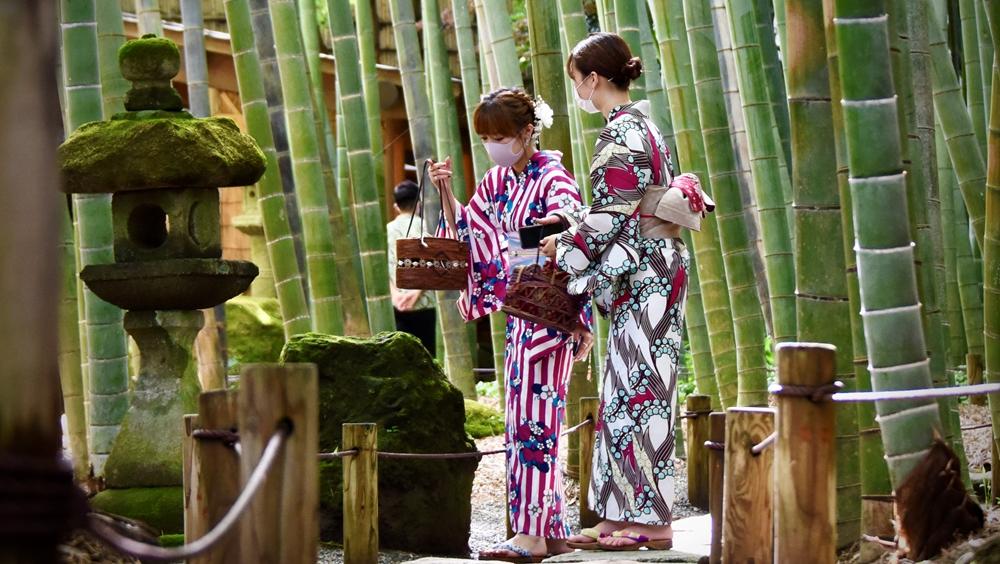 海濱的文化古都——日本鐮倉