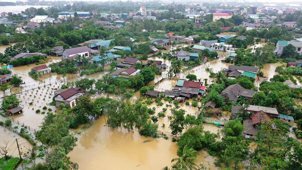 越南北部和中部等地暴雨和臺風致62人死亡