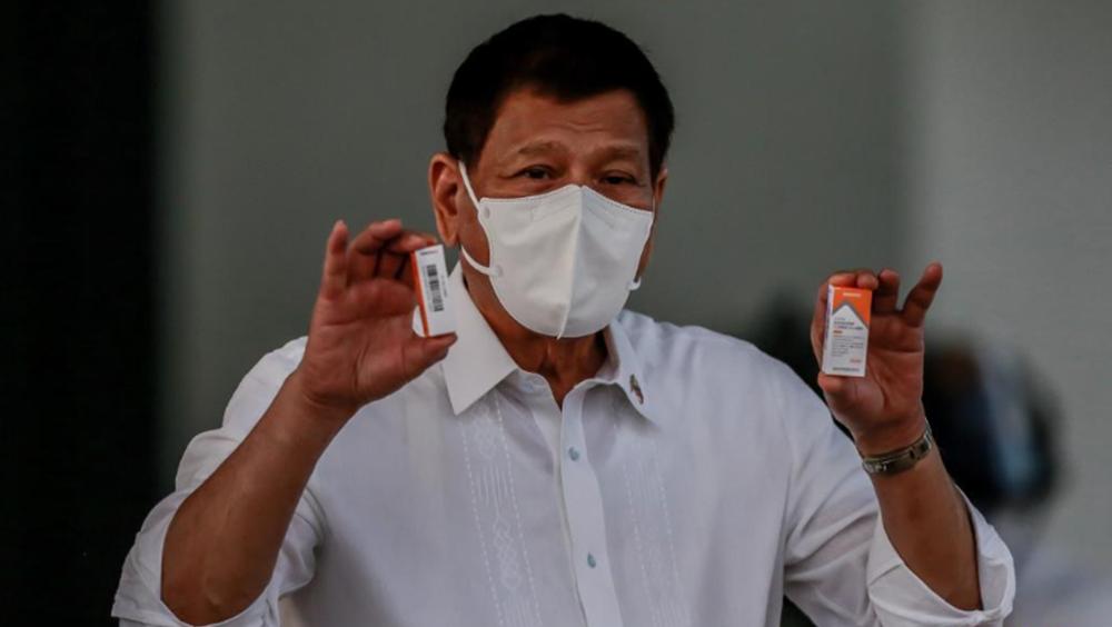 菲律賓採購的首批中國科興新冠疫苗運抵並交付