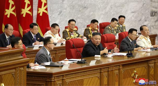 金正恩稱對美國要做好對話和對抗兩手準備