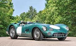 圓石灘古董車拍賣會在美舉行 最貴五輛車長啥樣?