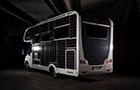 太陽能電動房車