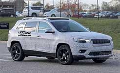 全新Jeep自由光諜照曝光 取消分體式前大燈