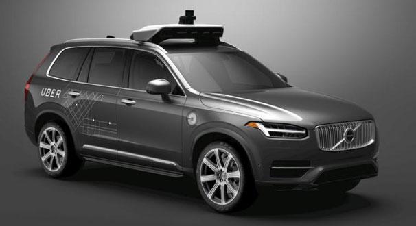 沃爾沃汽車宣布將向優步出售數萬輛基礎車型 用于最新自動駕駛技術研發
