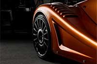 摩根Aero GT明年亮相