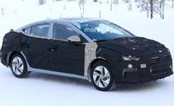 現代Kona電動SUV將亮相日內瓦 續航或達470公裏