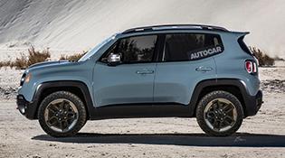Jeep證實將推全新入門級SUV
