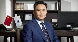 徐留平:胸懷新夢想 中國一汽踏上新徵程