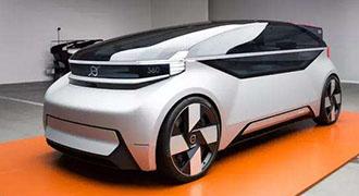 沃爾沃發布360c自動駕駛概念車