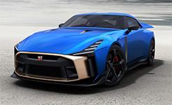 起價150萬美元 日産GT-R50限量生産50輛