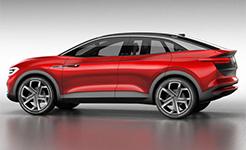 大眾ID係列第五款車定位豪華SUV 明年上海車展首秀