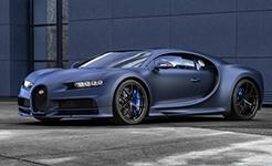 全球最貴新車 布加迪110周年紀念版或3月亮相