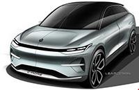 零跑發布C平臺概念車設計圖