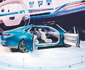 跨界技術加速融入新一代汽車産業