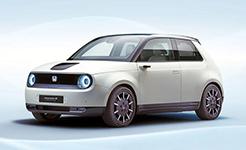 本田城市電動汽車定名本田e 年底率先在歐洲上市