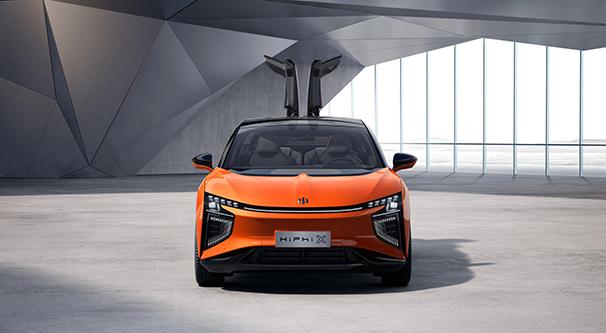 數字化定義汽車 高合HiPhi助力中國品牌衝擊高端市場