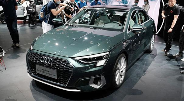 一汽-大眾奧迪攜煥新産品矩陣亮相2020廣州車展