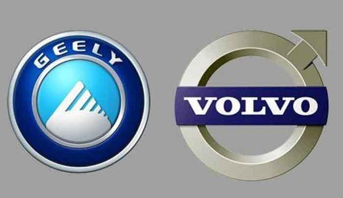 沃爾沃汽車和吉利汽車宣布達成合並方案