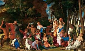 名作欣赏 一览西方艺术的气质