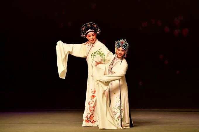36出北方昆曲傳統折子戲將在國家圖書館上演
