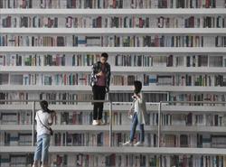 天津:濱海新區圖書館全面恢復開放