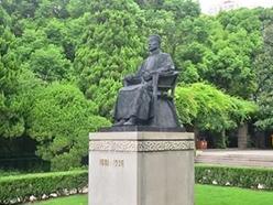 """上海舉辦魯迅文化周 """"魯迅小道""""尋訪活動受青睞"""